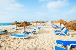 Cap Verde - Hotel Oasis Atlantico Belorizonte *** (plaja)