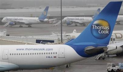 Thomas Cook shakes up airline business