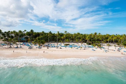 Plaja Punta Cana
